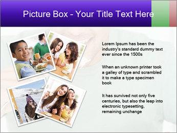 Man Having Lunch PowerPoint Templates - Slide 23