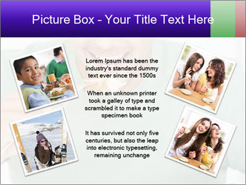 Man Having Lunch PowerPoint Template - Slide 24