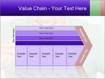 Man Having Lunch PowerPoint Templates - Slide 27