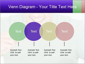 Man Having Lunch PowerPoint Templates - Slide 32