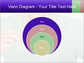 Man Having Lunch PowerPoint Templates - Slide 34