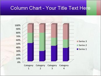 Man Having Lunch PowerPoint Templates - Slide 50
