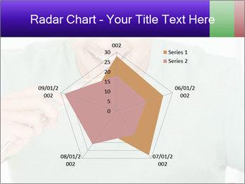 Man Having Lunch PowerPoint Templates - Slide 51