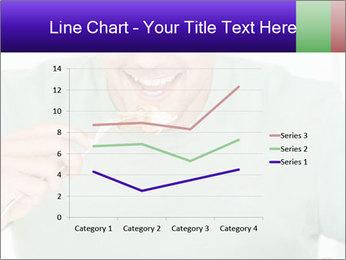 Man Having Lunch PowerPoint Templates - Slide 54