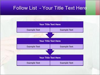 Man Having Lunch PowerPoint Templates - Slide 60