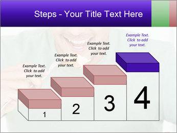 Man Having Lunch PowerPoint Templates - Slide 64