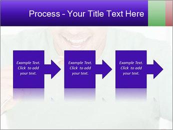 Man Having Lunch PowerPoint Templates - Slide 88