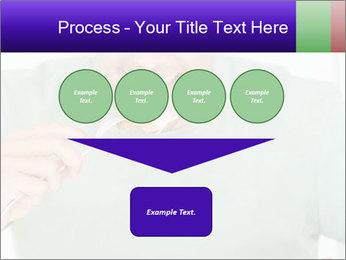 Man Having Lunch PowerPoint Templates - Slide 93