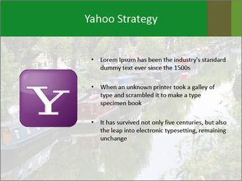 Regents Canal PowerPoint Template - Slide 11