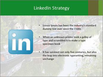 Regents Canal PowerPoint Template - Slide 12