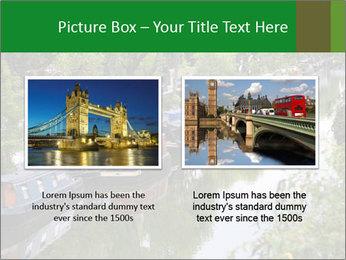 Regents Canal PowerPoint Template - Slide 18
