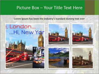 Regents Canal PowerPoint Template - Slide 19