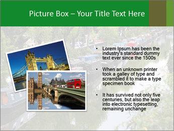 Regents Canal PowerPoint Template - Slide 20