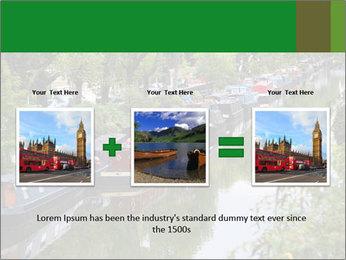 Regents Canal PowerPoint Template - Slide 22