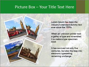 Regents Canal PowerPoint Template - Slide 23