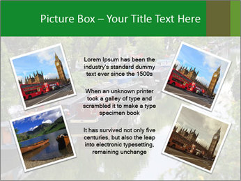Regents Canal PowerPoint Template - Slide 24