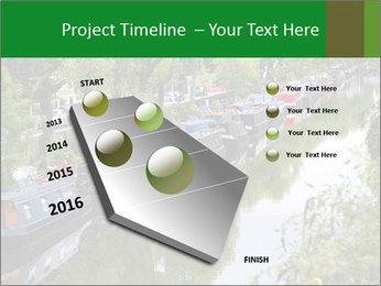 Regents Canal PowerPoint Template - Slide 26