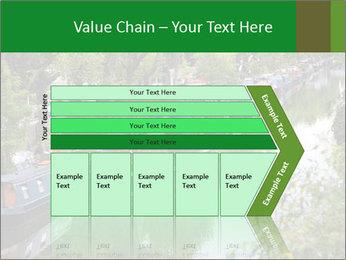 Regents Canal PowerPoint Template - Slide 27