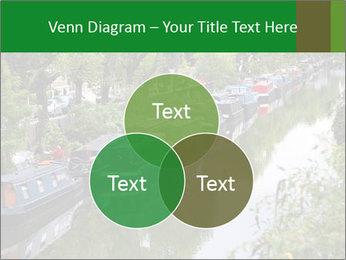 Regents Canal PowerPoint Template - Slide 33
