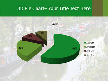 Regents Canal PowerPoint Template - Slide 35