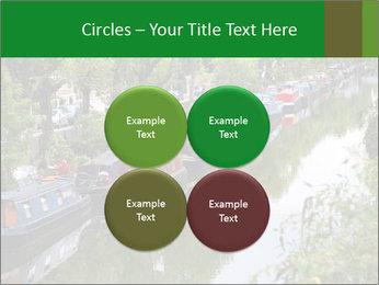 Regents Canal PowerPoint Template - Slide 38