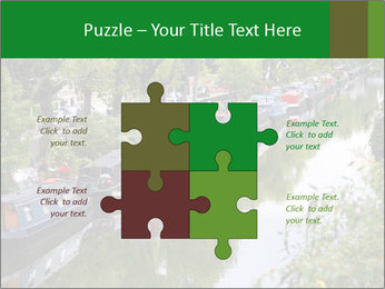 Regents Canal PowerPoint Template - Slide 43
