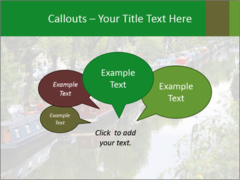 Regents Canal PowerPoint Template - Slide 73