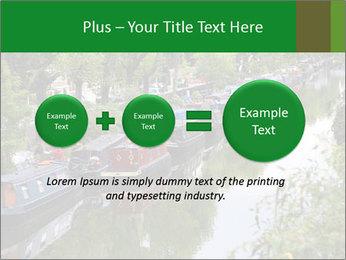 Regents Canal PowerPoint Template - Slide 75
