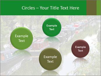 Regents Canal PowerPoint Template - Slide 77