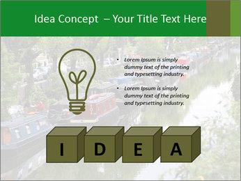 Regents Canal PowerPoint Template - Slide 80