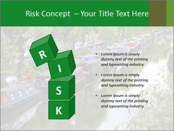 Regents Canal PowerPoint Template - Slide 81