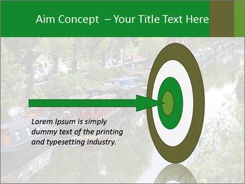 Regents Canal PowerPoint Template - Slide 83