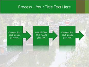 Regents Canal PowerPoint Template - Slide 88
