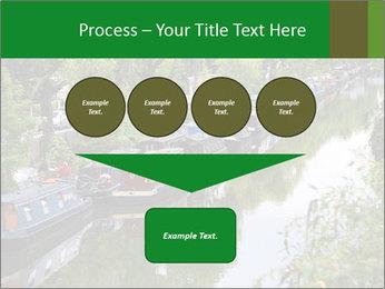 Regents Canal PowerPoint Template - Slide 93
