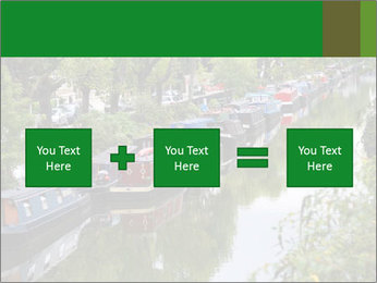 Regents Canal PowerPoint Template - Slide 95