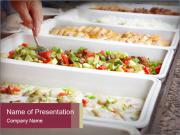 Salads PowerPoint Templates