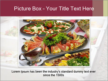 Salads PowerPoint Template - Slide 16