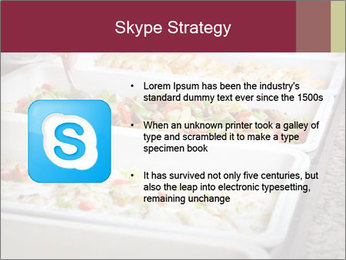 Salads PowerPoint Template - Slide 8