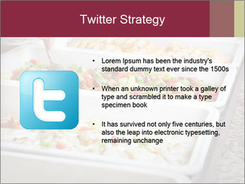 Salads PowerPoint Template - Slide 9