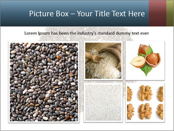 Healthy Grains PowerPoint Template - Slide 19