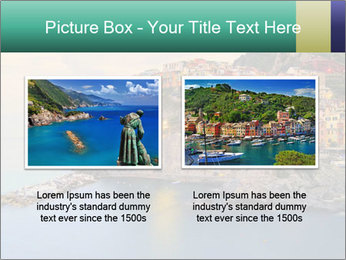 Italian Seaside Village PowerPoint Template - Slide 18