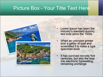 Italian Seaside Village PowerPoint Template - Slide 20