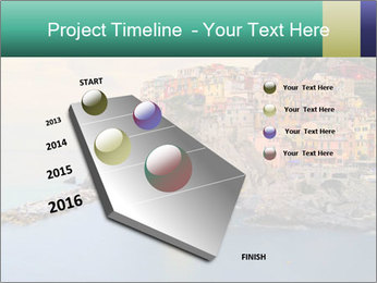 Italian Seaside Village PowerPoint Template - Slide 26