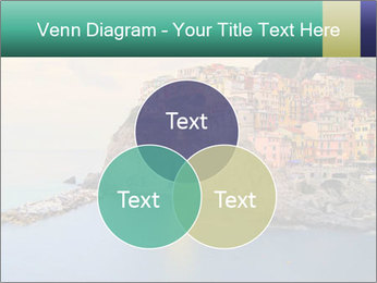 Italian Seaside Village PowerPoint Template - Slide 33