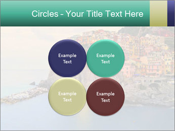 Italian Seaside Village PowerPoint Template - Slide 38