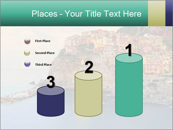 Italian Seaside Village PowerPoint Template - Slide 65