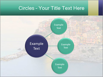 Italian Seaside Village PowerPoint Template - Slide 79