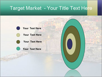 Italian Seaside Village PowerPoint Template - Slide 84