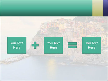 Italian Seaside Village PowerPoint Template - Slide 95
