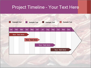 Uncooked Red Meet PowerPoint Templates - Slide 25